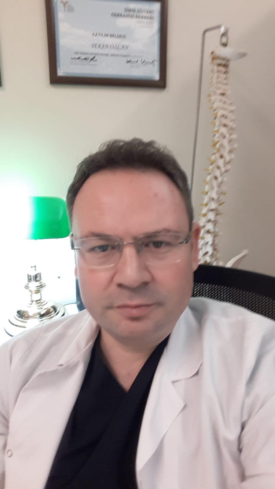 Op. Dr. Tekin Özcan