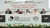 """""""3. Afrika Müslüman Dini Liderler Zirvesi"""" sonuç bildirgesinin okunmasıyla sona erdi"""
