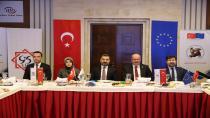 """""""MESLEĞİM VAR GELECEĞİM VAR"""" PROJESİ KAPANIŞ TOPLANTISI YAPILDI"""