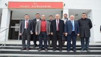 Polatlı'da Mutabakat Komitesi Toplandı