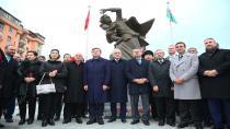 AZERBAYCAN'IN ACISI ACIMIZ, SEVİNCİ SEVİNCİMİZDİR