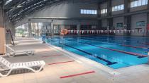 Yenimahalle Belediyesi Bülent Ecevit Yüzme Havuzu ve Spor Kompleksi hizmete açıldı