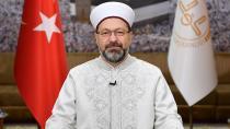 """Diyanet İşleri Başkanı Erbaş: """"86 yıllık hasret sona erdi"""""""