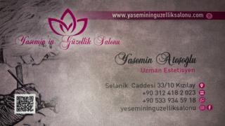Yasemin'in Güzellik Salonu